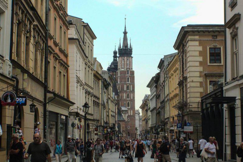 Ruta real de Cracovia